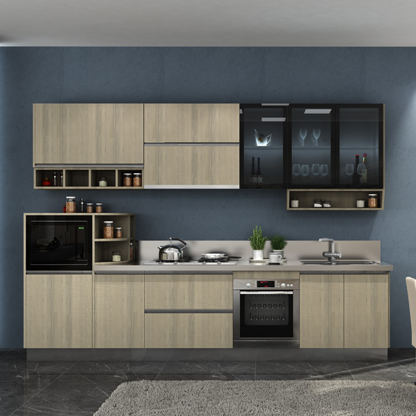 high quality melamine kitchen cabinet from china kitchen cabinet manufacturer