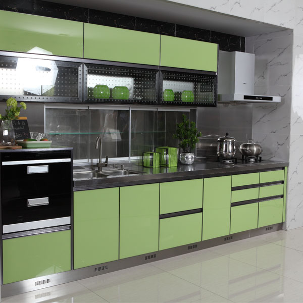 kitchen cabinet designs modern type from china kitchen cabinet factory