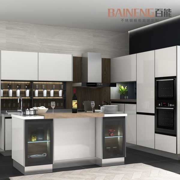 good quality kitchen furniture from china stainless steel kitchen cabinet supplier