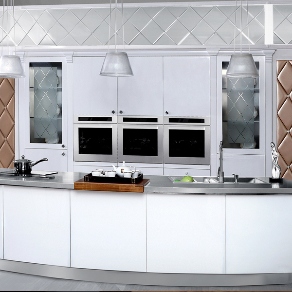 wholesale kitchen cupboards from china stainless steel kitchen cabinet supplier