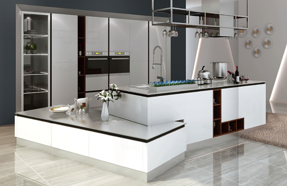 Products show of Baieng kitchen cabinet 02