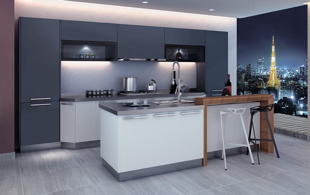 Products show of Baieng kitchen cabinet 2 04