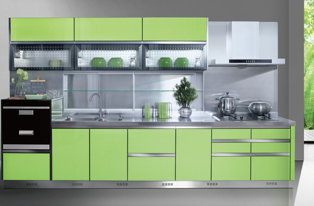 Products show of Baieng kitchen cabinet 06