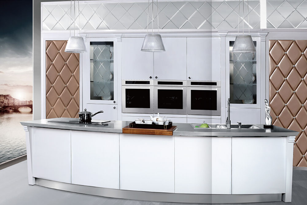 Products show of Baieng kitchen cabinet 10