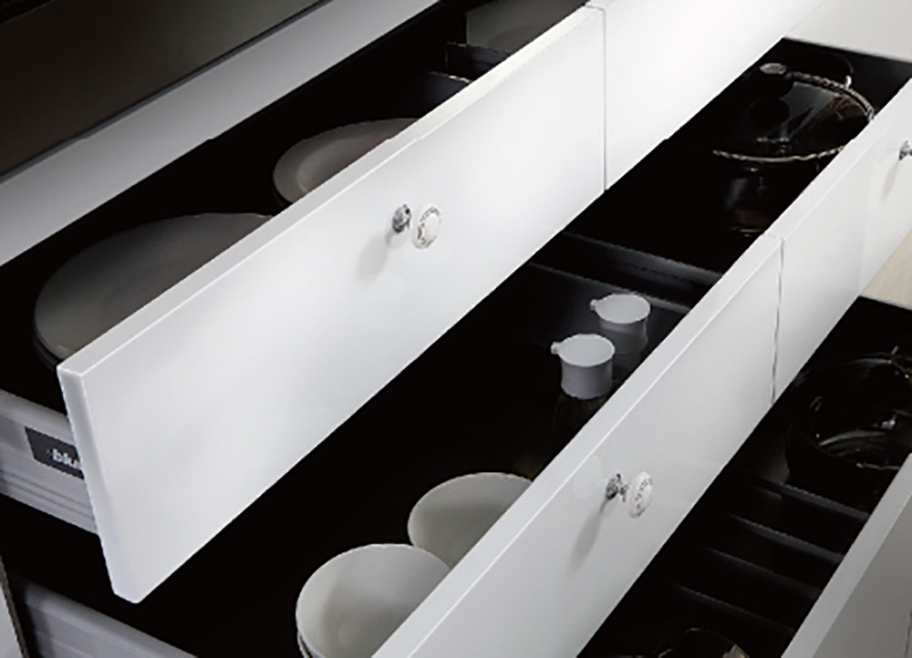 Products show of Baieng kitchen cabinet 11